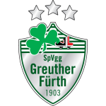 Badge of GREUTHER FÜRTH II