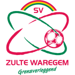 Badge of ZULTE-WAREGEM