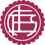 Badge of LANÚS