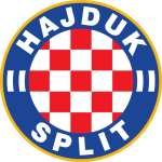 Badge of HAJDUK SPLIT