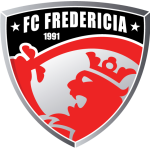 Badge of FREDERICIA