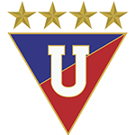 Badge of LDU QUITO