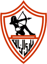 Badge of ZAMALEK