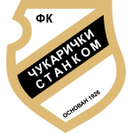 Badge of ČUKARIČKI