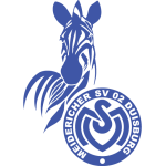 Badge of MSV DUISBURG