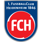 Badge of HEIDENHEIM