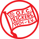 Badge of KICKERS OFFENBACH