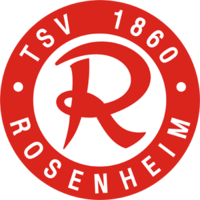 Badge of 1860 ROSENHEIM
