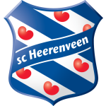Badge of SC HEERENVEEN