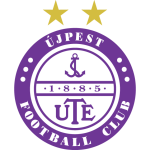 Badge of ÚJPEST