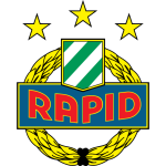 Badge of RAPID WIEN