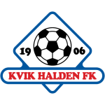 Badge of KVIK HALDEN