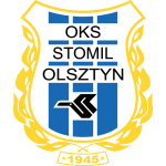 Badge of STOMIL OLSZTYN
