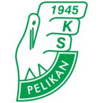 Badge of PELIKAN ŁOWICZ