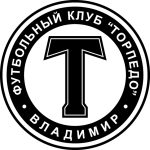 Badge of TORPEDO VLADIMIR