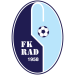 Badge of RAD BEOGRAD