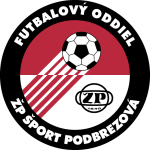 Badge of PODBREZOVÁ