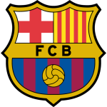 Badge of BARCELONA