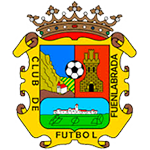 Badge of FUENLABRADA