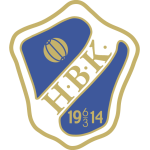 Badge of HALMSTAD