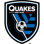 Badge of SJ EARTHQUAKES
