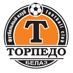Badge of TORPEDO BELAZ